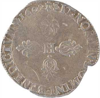 Henri IV, demi-franc, 1602 Toulouse