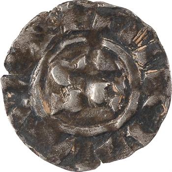 Franche-Comté, Scodingue (comté de), Otte-Guillaume, denier, s.d. (982-1026) Lons-le-Saunier