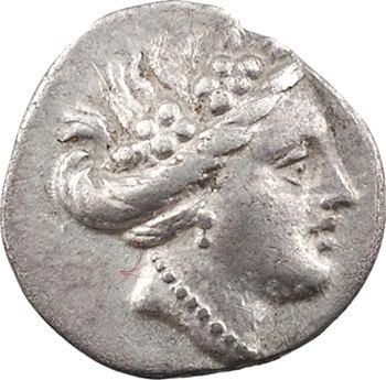 Eubée, Histiée, tétrobole, c.196-168 av. J.-C