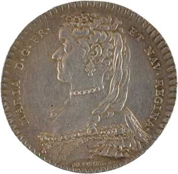 Marie Leszczynska, Reine, 1756 Paris