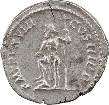 Septime Sévère, denier, Rome, 211