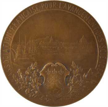 IIIe République, 35e congrès de l'Association Française pour l'Avancement des Sciences à Lyon, par Richer, 1906 Paris