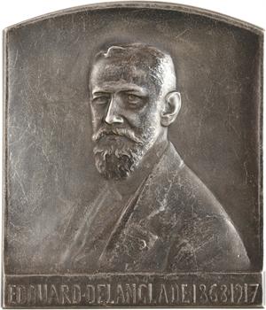 Delanglade (C.) : hommage au chirurgien Édouard Delanglade, 1918 Paris