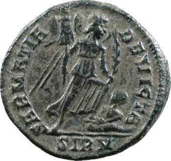 Constantin Ier le Grand, nummus, Sirmium, 324-325