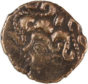 Osismes, quart de statère, Ier s. av. J.-C.