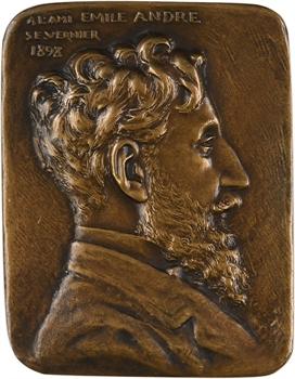 Vernier (S.É.) : Émile André, fonte, 1898