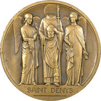 Saints (série des), Saint Denis par Raymond Cochet, 1935 Paris