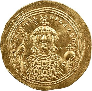 Michel IV, histamenon nomisma, Constantinople, 1034-1041