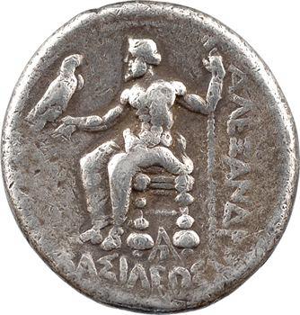Macédoine, Alexandre le Grand, tétradrachme, Arade, c.328-320 av. J.-C.