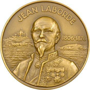 IVe République, médaille des Messageries maritimes, Jean Laborde, 1953