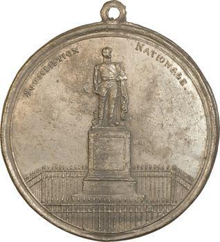 IIe République, Reims, inauguration de la statue de Drouet d'Erlon, 1849 Reims