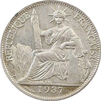 Indochine, 20 centièmes, 1937 Paris