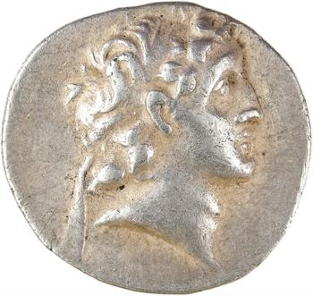 Cappadoce, Ariarathe VI Epiphanes, drachme, Eusebeia, An 12 = 119-118 av. J.-C