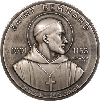Bazor (G. B. L.) : Saint Bernard, 1953 Paris