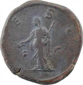 Julia Mamée, sesterce, Rome, 231-235