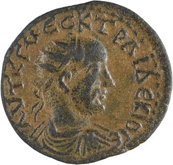Phrygie, Philomelium (Aksehir), Trajan Dèce, AE23, 249-251