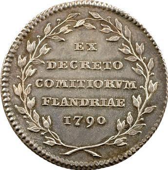 Pays-Bas méridionaux, indépendance des États-Unis de Belgique, 1790 Bruxelles