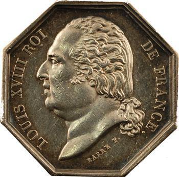 Louis XVIII, ville de Cambrai, 1822 Paris