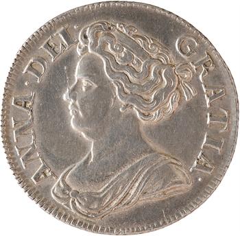 Grande-Bretagne, Anne, shilling, 1711 Londres