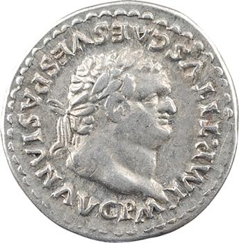 Titus, denier, Rome, 80