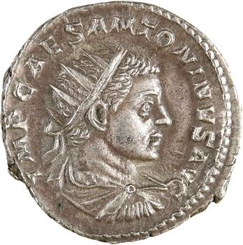 Élagabale, antoninien, Rome, 219