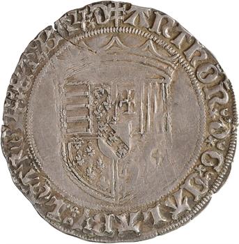 Lorraine (duché de), Antoine, double gros ou plaque, s.d. Nancy