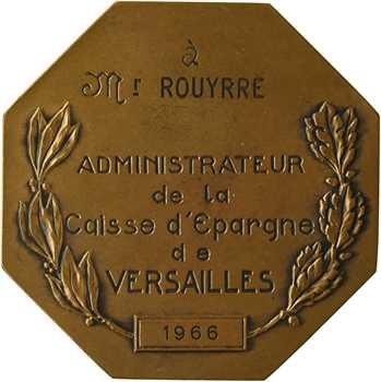 Grégoire (R.) : Caisse d'Epargne de Versailles, 1935 (1966)