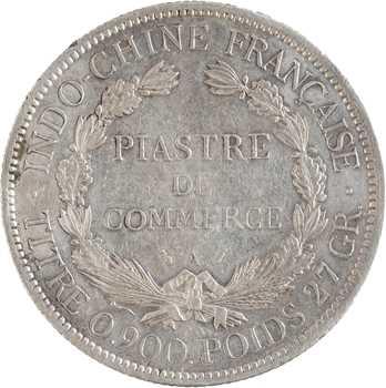 Indochine, 1 piastre, 1895 Paris