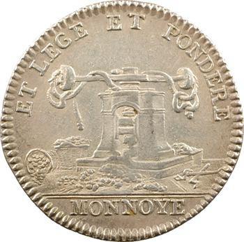 Monnaie de Paris, Louis XVI, s.d