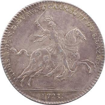 Ordres du Roi, Ordre du Mont Carmel et de Saint-Lazare, Louis d'Orléans, 1723