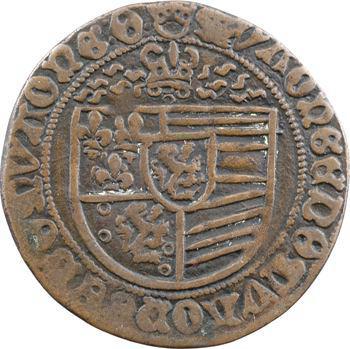 Nuremberg (ou Pays-Bas), jeton à la Vénus, s.d