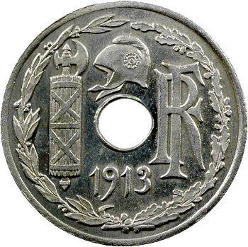 IIIe République, 1er essai de 25 centimes par Pillet, 1913 Paris