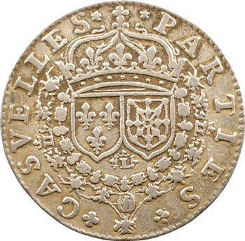 Parties casuelles, Louis XIII, 1633