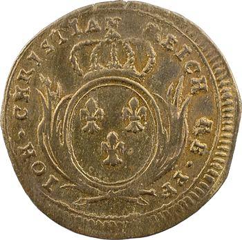 Convention, la mort de Louis XVI, s.d. Nuremberg