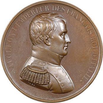 Louis-Philippe Ier, hommage à Napoléon, 1834 Paris