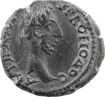Moésie inférieure, Nicopolis, Commode, bronze AE 15, 180-192