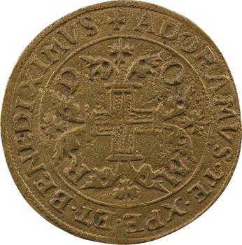 Nevers, jeton de la chambre des comptes, s.d. (fin XVe s.)