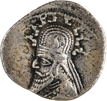 Royaume Parthe, Phraatès III, drachme, Mithradatkart c.62-57 av. J.-C
