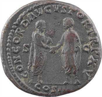 Marc Aurèle, sesterce, Rome, 161