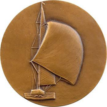IVe République, Marine Marchande, prix du Ministre, par Delannoy, s.d. Paris