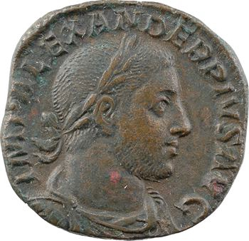 Sévère Alexandre, sesterce, Rome, 231-235