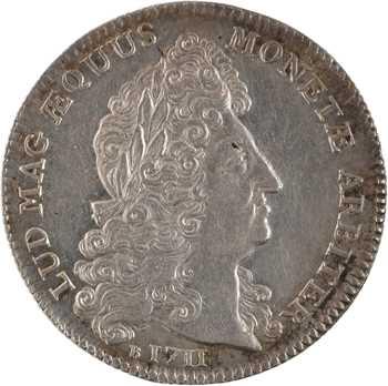 Louis XIV, Normandie, les monnoyeurs de Rouen, 1711 Paris
