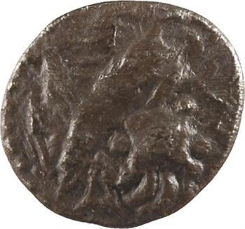 Celtes du Danube, drachme, imitation de Philippe II, IIe-Ier s. av. J.-C