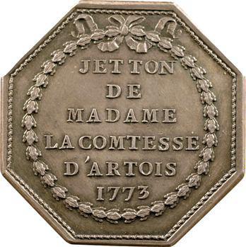 Artois (Comté d'), Marie-Thérèse de Savoie, comtesse, 1773
