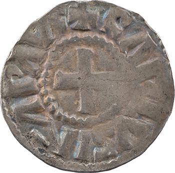 Charles le Chauve (au nom de), denier, Nevers