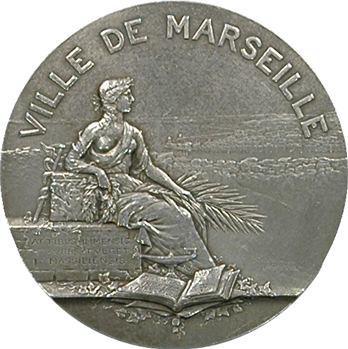 Martin (Gustave) : ville de Marseille, 1935 Paris