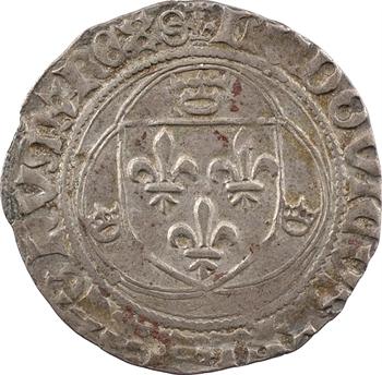 Louis XII, grand blanc à la couronne, Troyes