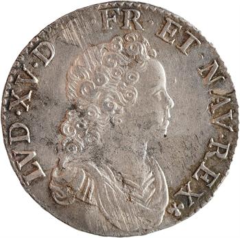 Louis XV, demi-écu dit vertugadin, 1716 Amiens