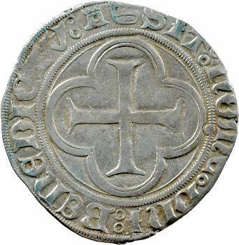 Louis XI, blanc au soleil, Tours
