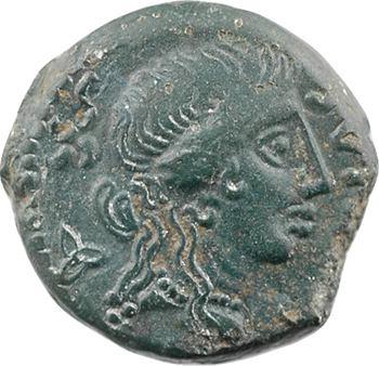 Véliocasses, bronze SVTICCOS-VELIOCATI, au cheval, c.50 av. J.-C.